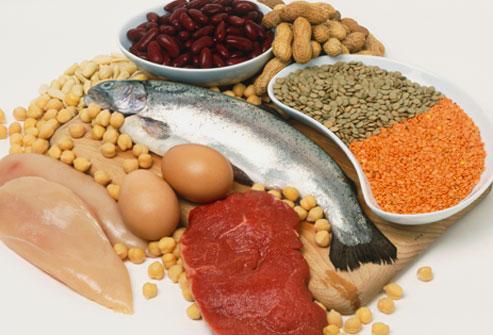 Importanţa proteinei în alimentaţia copiilor