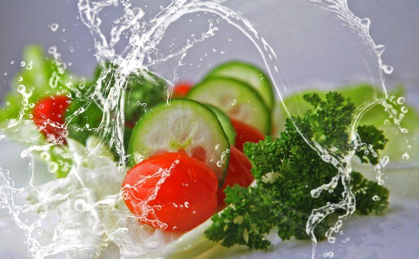 Metode eficiente pentru spalat fructele si legumele
